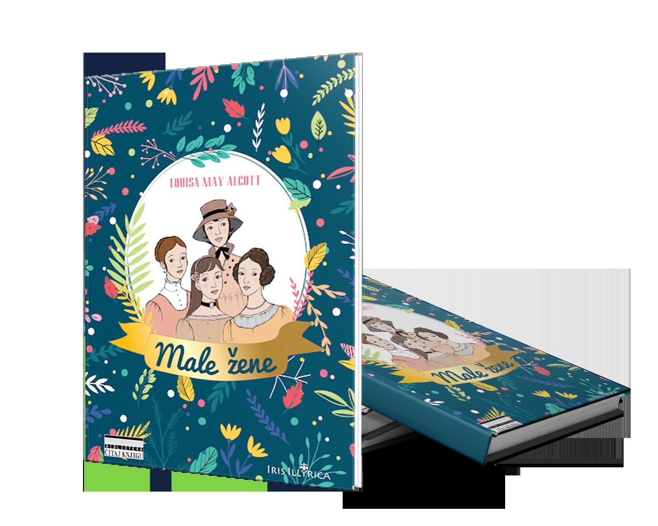 Knjiga tjedna - Male žene