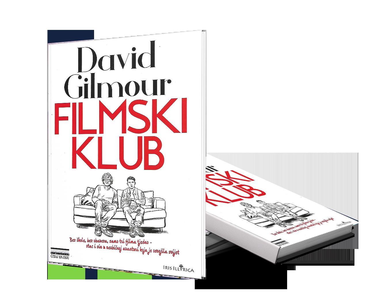 Knjiga tjedna - Filmski klub